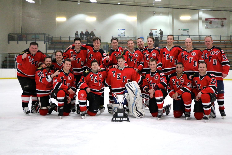 Memorial Hockey Challenge 2015