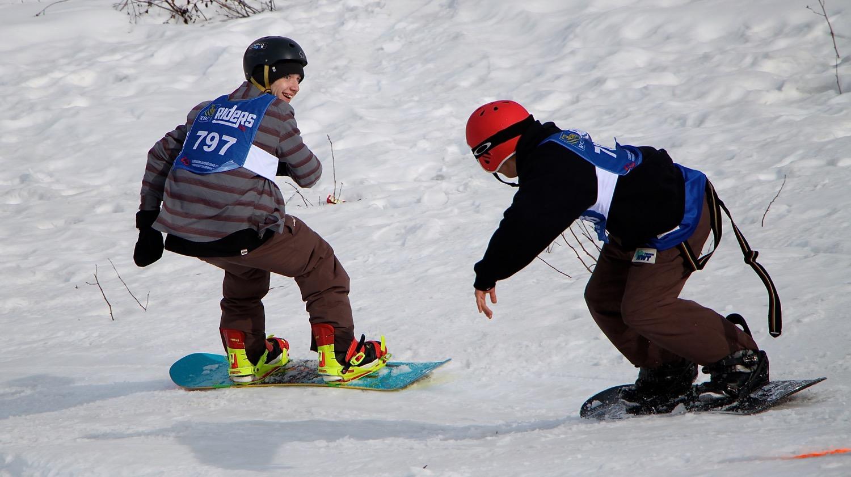 Snowboarding Territorials 2015