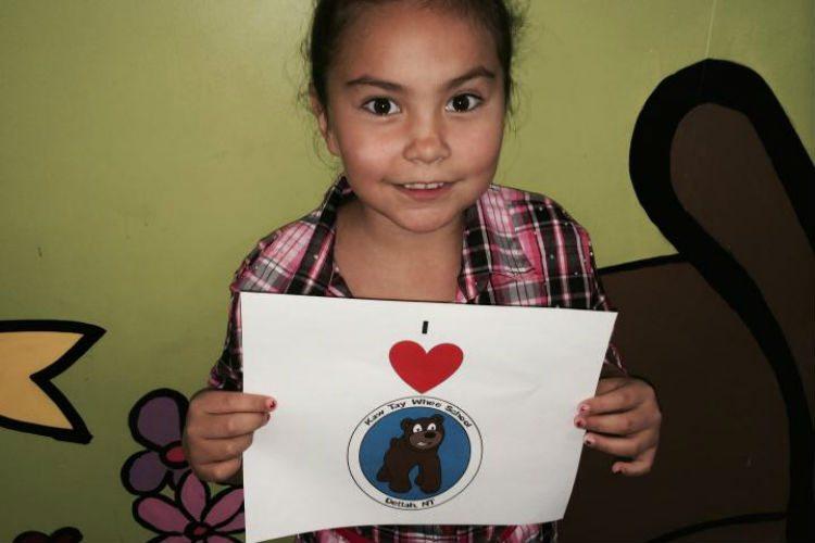 """I love Kaw Tay Whee"" sign"