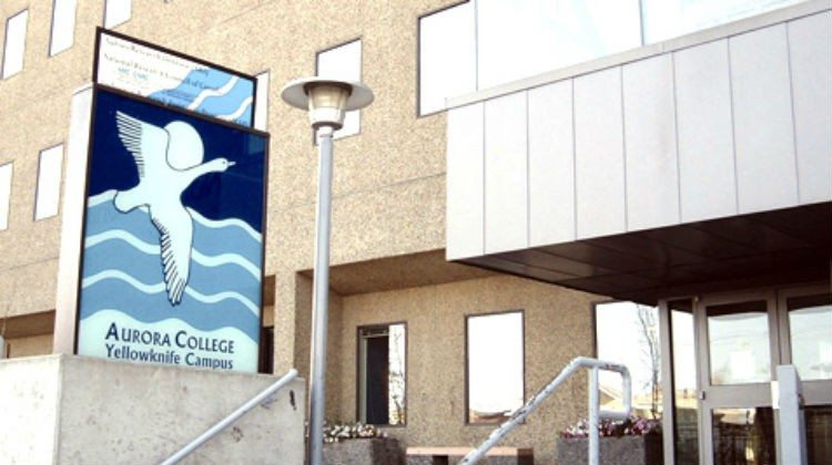 Aurora College's Yellowknife campus
