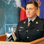 RCMP Constable Elenore Sturko