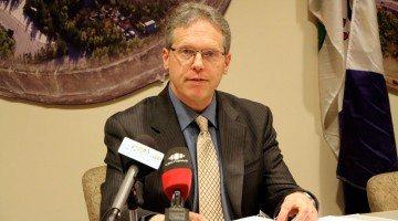 Glenn Wheeler, audit principal