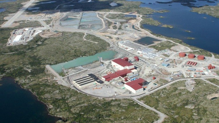 Snap Lake mine