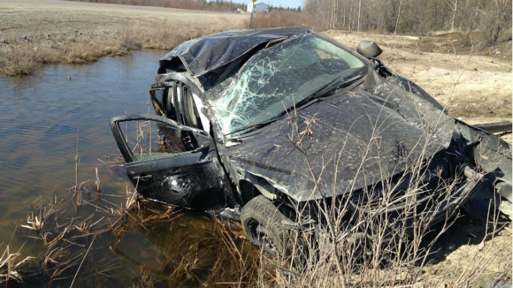 Behchoko crash