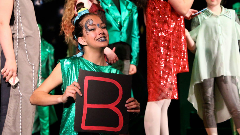 The Bullying Games at St Joseph School