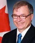 Nunavut Senator Dennis Patterson