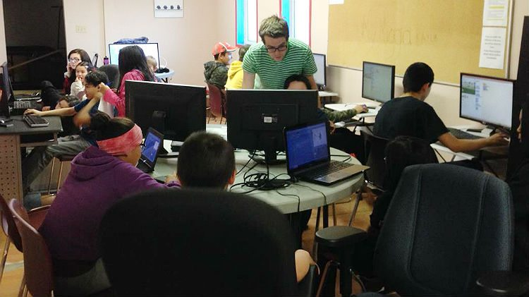 Pangnirtung Code Club