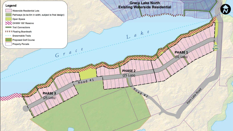 Grace Lake South plans