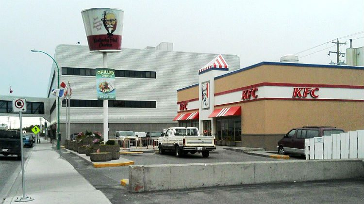 KFC Yellowknife