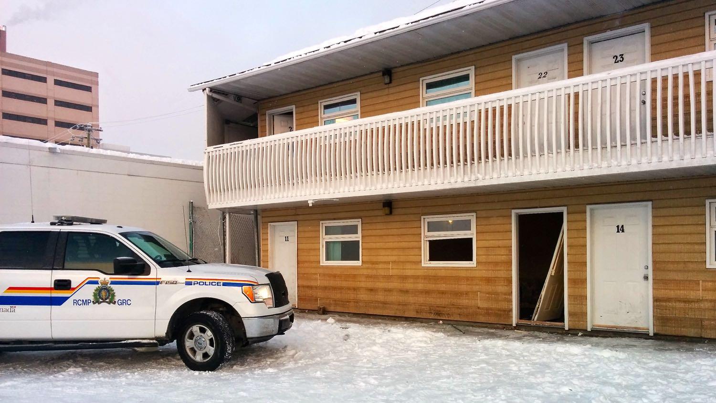 Northern Lites motel following December incident