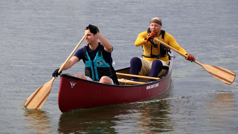 Latham Island Paddle Race 2015