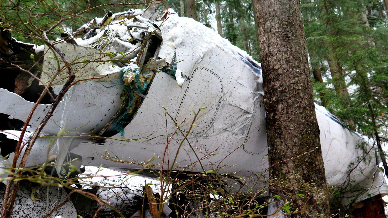 Carson Air wreckage