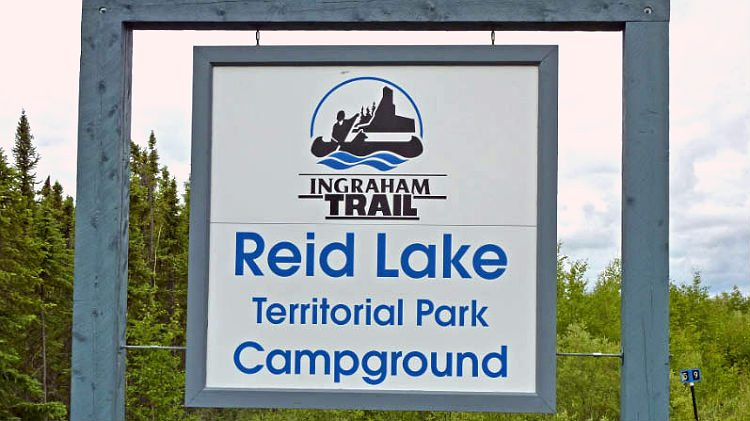 Reid Lake Territorial Campground