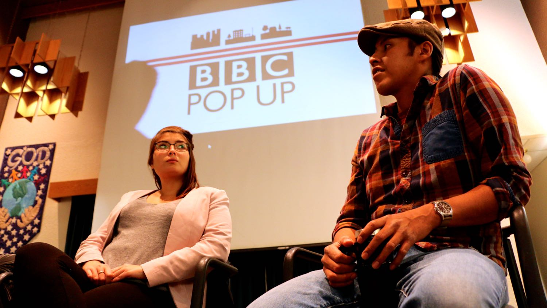 BBC Pop Up meeting