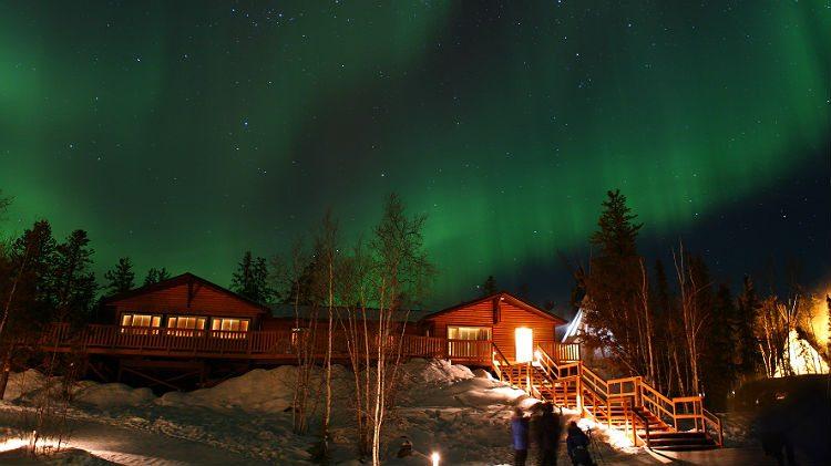 The Lodge at Aurora Village