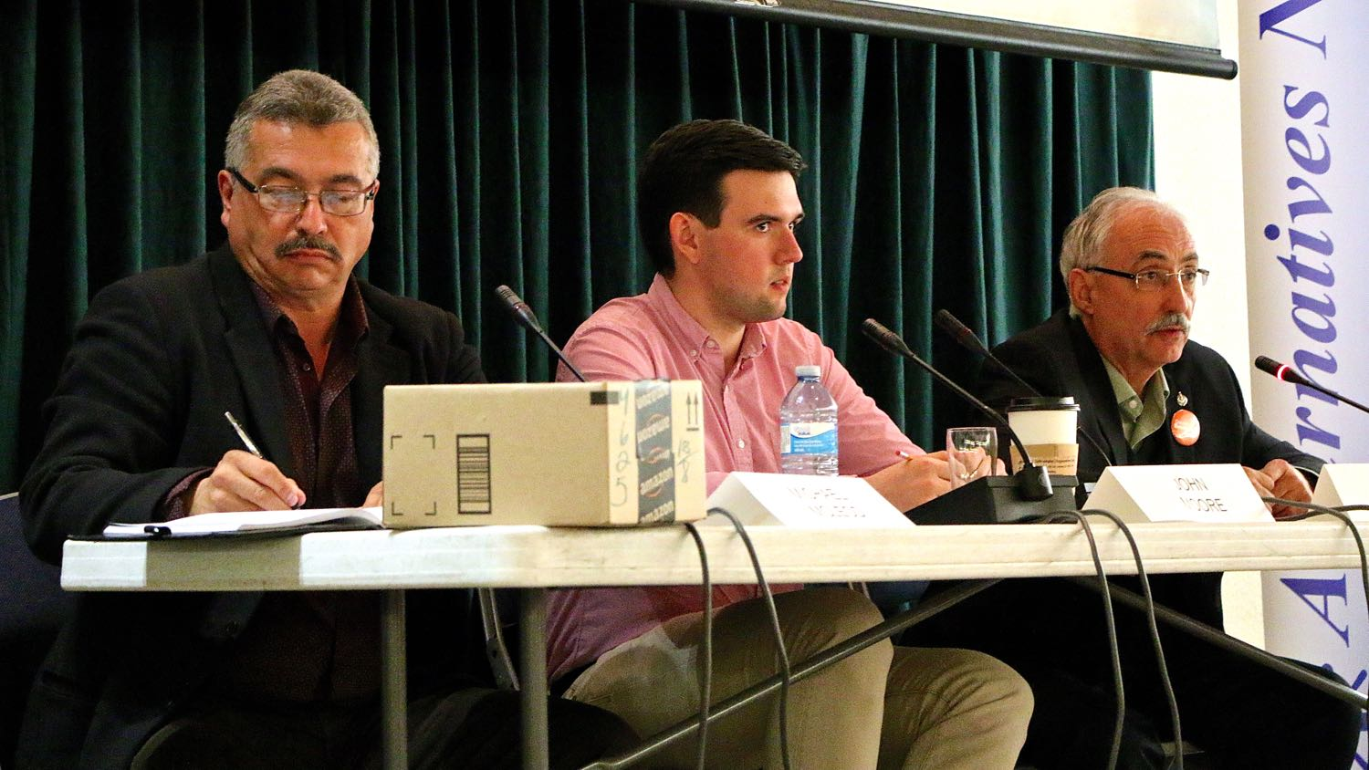 Federal election candidates' forum, October 7, 2015
