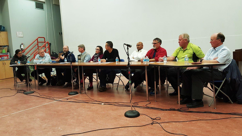 YK1 school board candidates