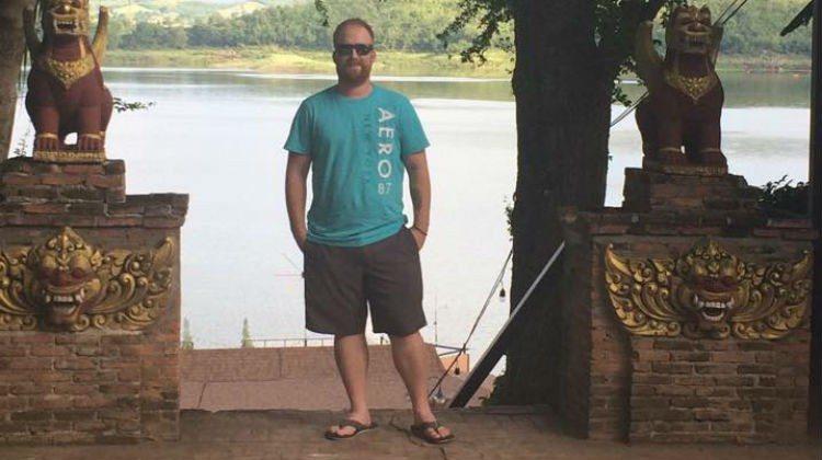 Dave Zettel, 29, of Yellowknife.