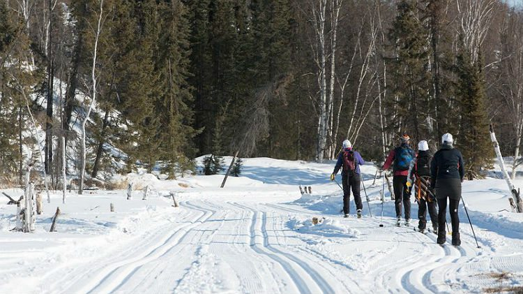 Yellowknife Ski Club