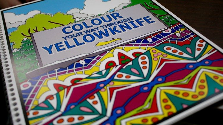 Colour Your Way Through Yellowknife