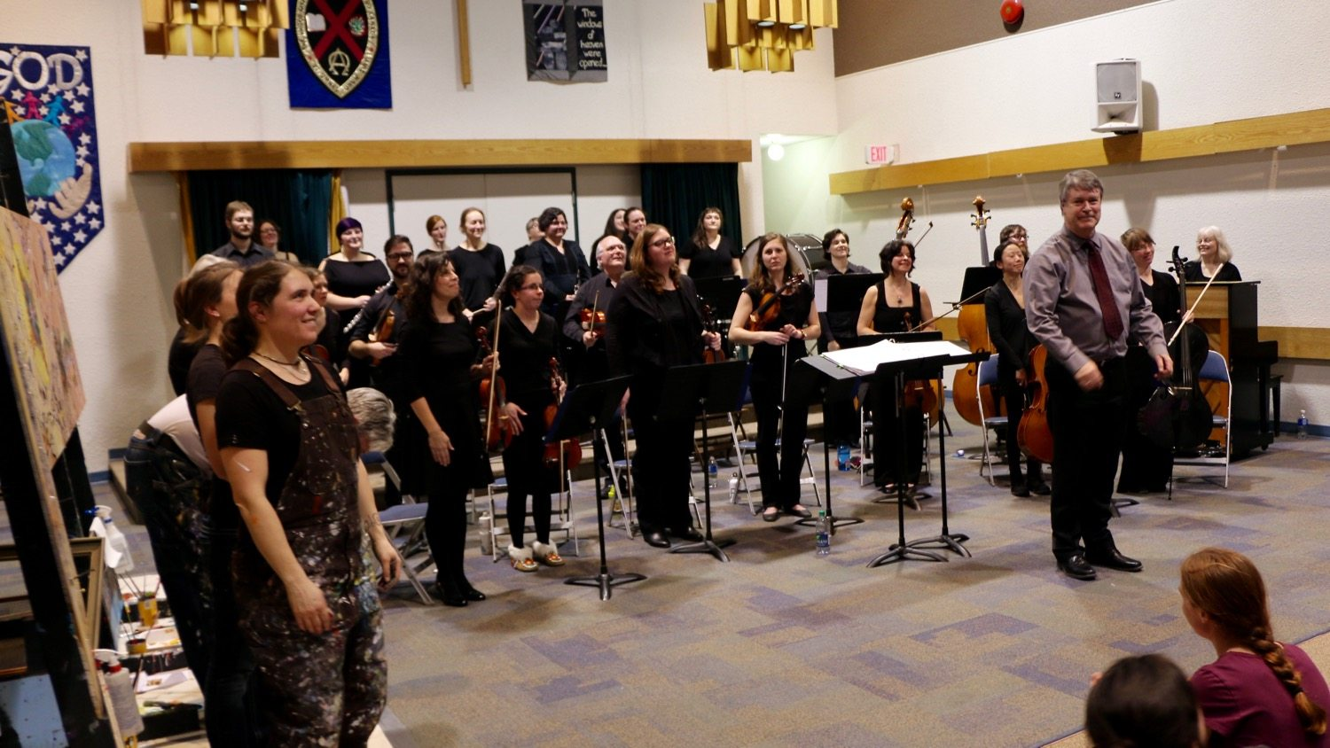 Yellowknife orchestra and artists