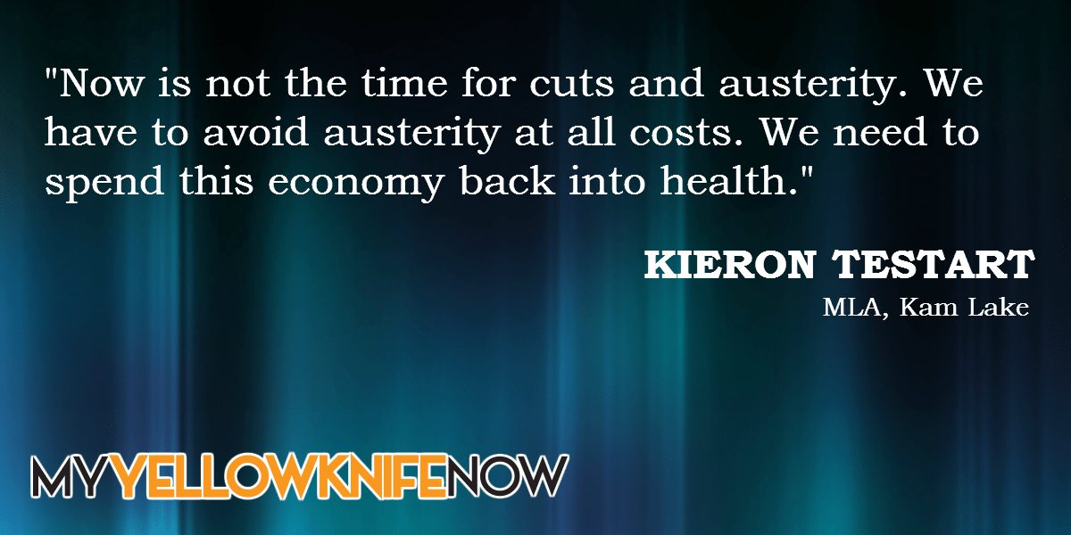 Kieron Testart quote