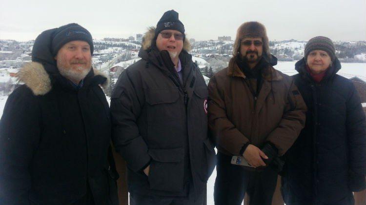 Yellowknife residents