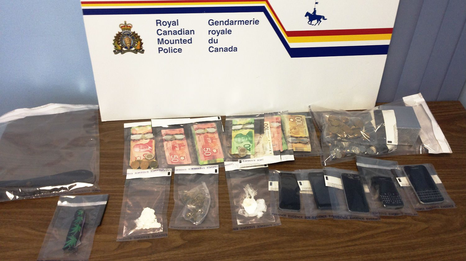 RCMP issued photo