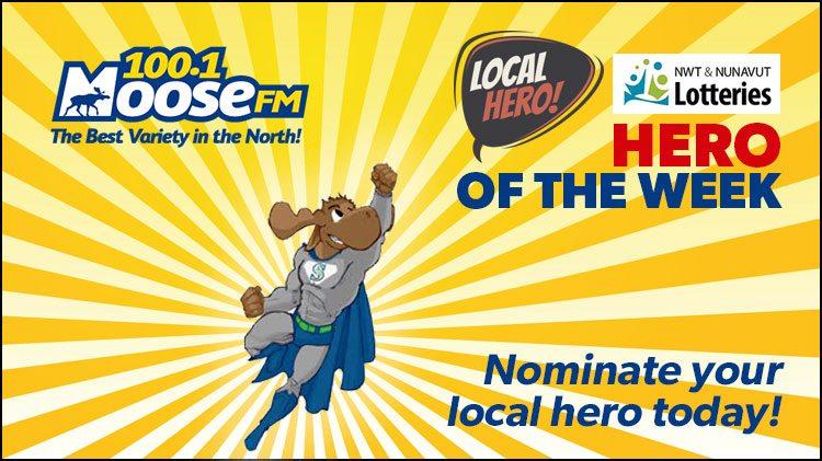 Moose FM Hero of the Week!