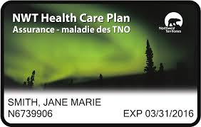 Existing health care cards look like this.