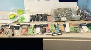 Hay River drugs raid