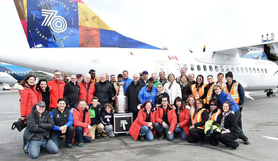 The Cup makes a stop in Yellowknife