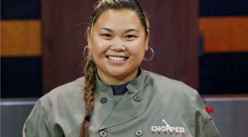 Sousanh Chanthalangsy will make an appearance on Chopped Canada on Oct. 15. Photo courtesy: One of a Thai on Facebook