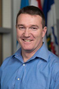 Yellowknife councillor Niels Konge.