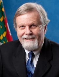 Justice Minister Louis Sebert.