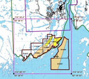 TerraX hopes to conduct a winter drilling program on property it owns south of the now-defunct Con gold mine.