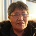 Mary Ann Jeremick'ca has lived in Whatì for 62 years.