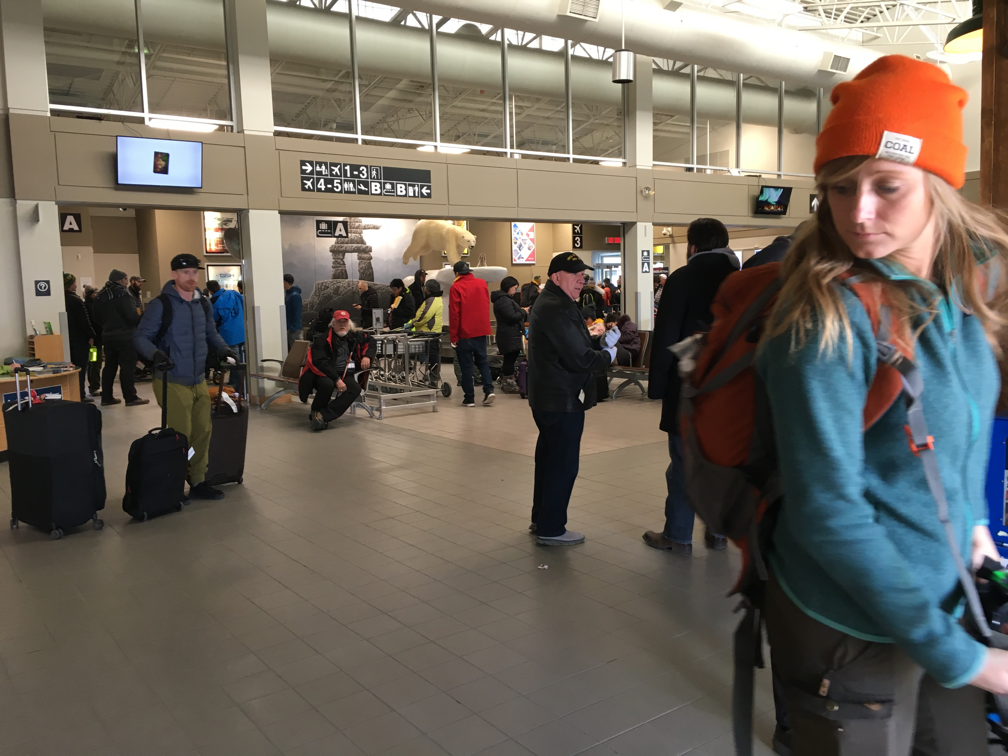 Amazing Race Canada lands in Yellowknife - My Yellowknife Now