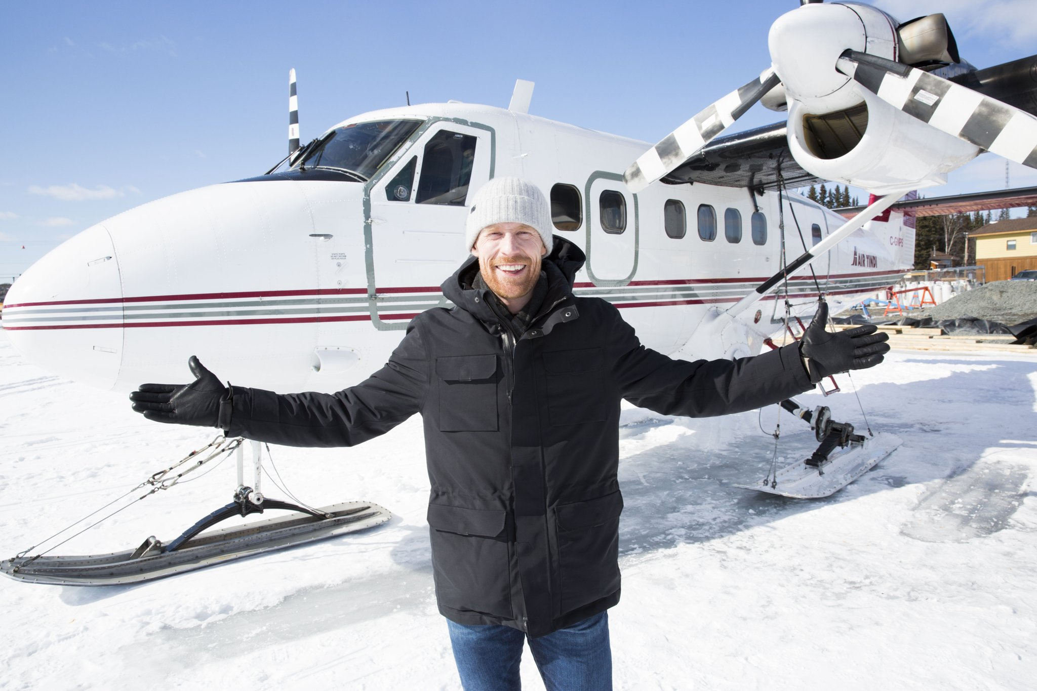 Yellowknife featured on The Amazing Race Canada - My