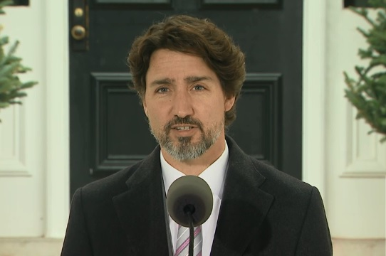 Coronavirus: Canada PM Justin Trudeau 'worried' about situation in Montreal